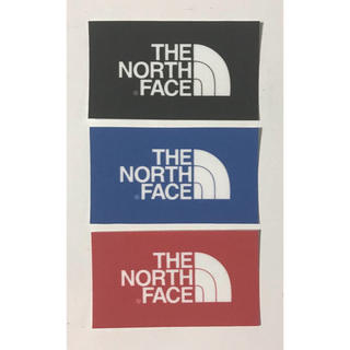 THE NORTH FACE - (新商品)THE NORTH FACE ワッペン 長方形 3枚