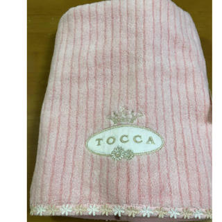 トッカ(TOCCA)のTOCCA バスタオル p(タオル/バス用品)