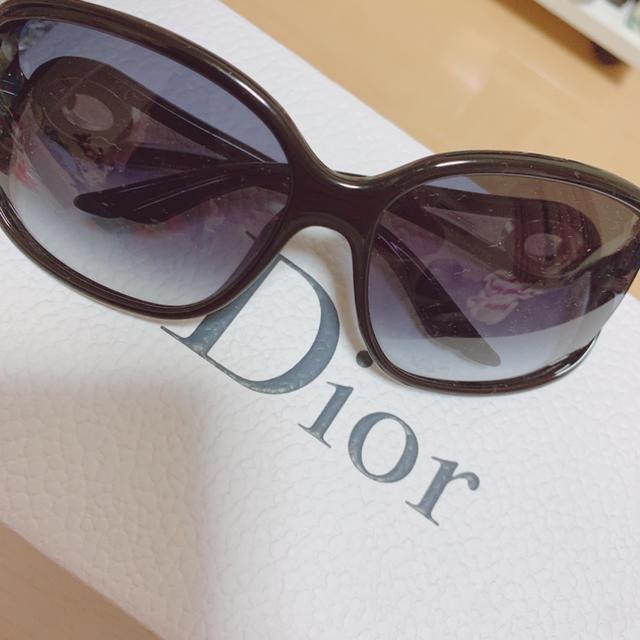Dior(ディオール)のDior サングラス レディースのファッション小物(サングラス/メガネ)の商品写真