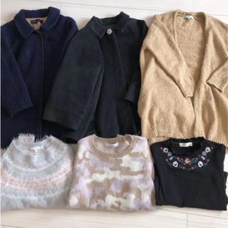 マーキュリーデュオ(MERCURYDUO)のブランド冬服まとめ売り(セット/コーデ)