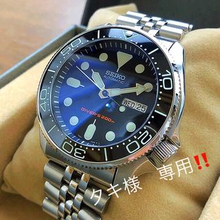 セイコー(SEIKO)のSEIKO SKX007 ブラックボーイ ⭐︎改⭐︎(腕時計(アナログ))