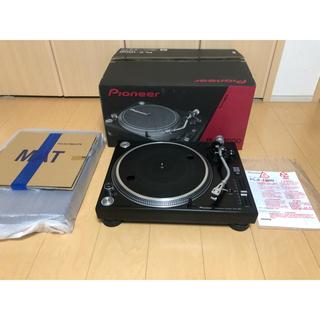 パイオニア(Pioneer)のパイオニア  ターンテーブル PLX 1000(ターンテーブル)