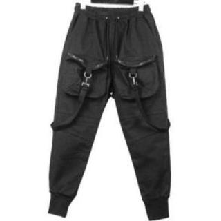 OFF-WHITE - huckmii bondage cargo pants カーゴパンツ