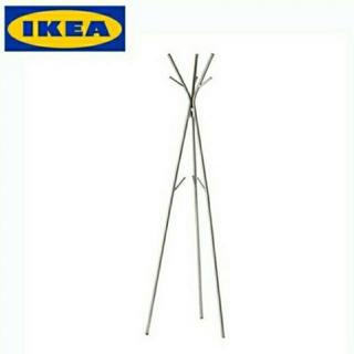 イケア(IKEA)の帽子バッグコートスタンド(棚/ラック/タンス)