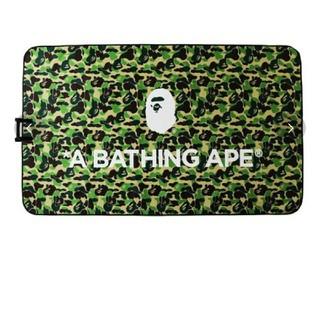 アベイシングエイプ(A BATHING APE)のA BATHING APE ABC CAMO PICNIC SHEET(ラグ)