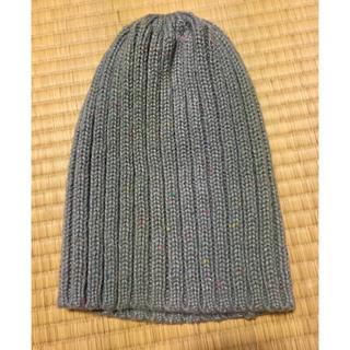 アングリッド(Ungrid)のungridニット帽(ニット帽/ビーニー)