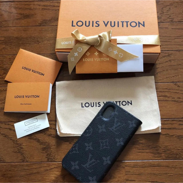 iphone8 ケース red / LOUIS VUITTON - ルィヴィトン  iPhone x.xsケースの通販