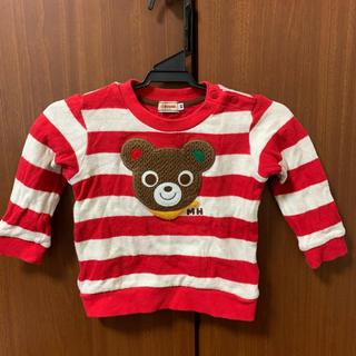 ミキハウス(mikihouse)のミキハウス プッチーくんセーター(ニット/セーター)