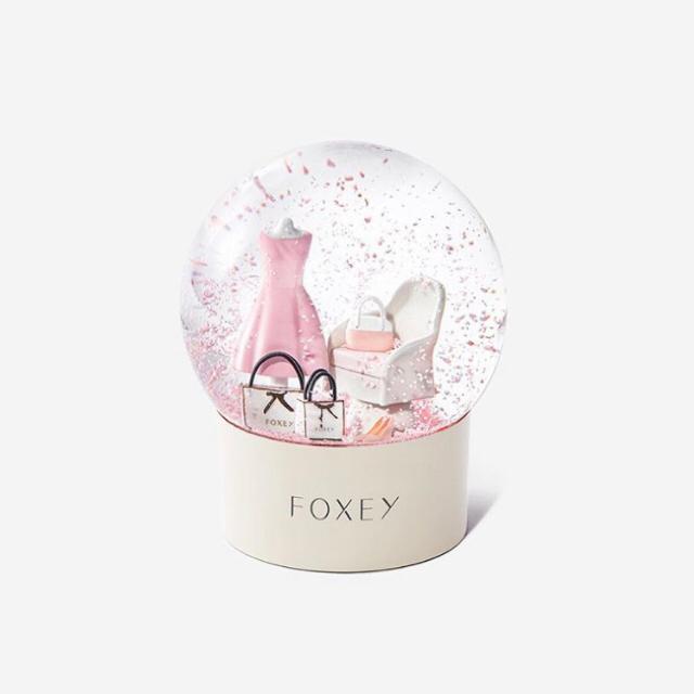 FOXEY(フォクシー)の【新品・未使用】FOXEY フォクシー SAKURAドーム レディースのファッション小物(その他)の商品写真