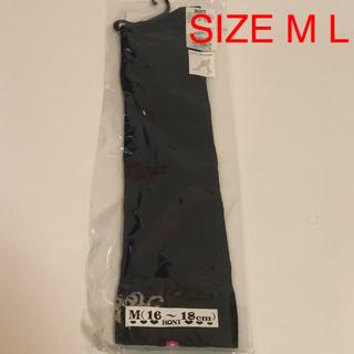 ロニィ(RONI)のC3 RONI オーバーニーソックス ブラック(靴下/タイツ)