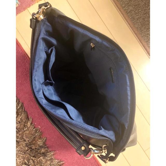 PAPILLONNER(パピヨネ)のパピヨネ ショルダーバッグ ネイビー系カラー レディースのバッグ(ショルダーバッグ)の商品写真
