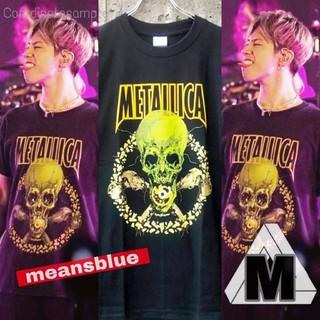 ワンオクロック(ONE OK ROCK)のメタリカ  NOLEAFCLOVER ロックTシャツ(Tシャツ/カットソー(半袖/袖なし))