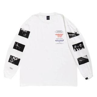 """アップルバム(APPLEBUM)のapplebum NYC"""" L/S T-shirt(Tシャツ/カットソー(七分/長袖))"""