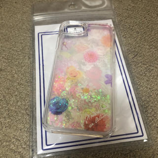 ランバンオンブルー(LANVIN en Bleu)の美品♡LANVIN en Bleu スマホケース(iPhoneケース)