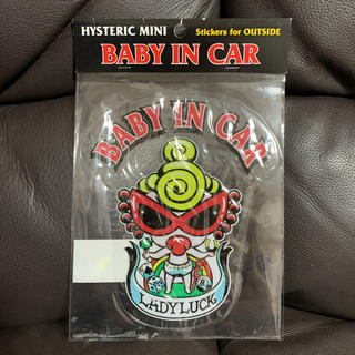 HYSTERIC MINI - HYSTERIC MINI ☆ BABY IN CAR