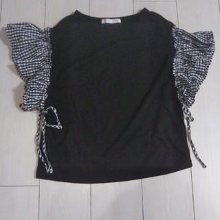 アズノゥアズピンキー(AS KNOW AS PINKY)のアズノーアズピンキー カットソー Tシャツ(カットソー(半袖/袖なし))