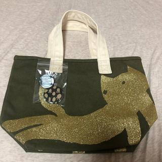 ツモリチサト(TSUMORI CHISATO)のツモリチサト  ネコダンストートバッグ(トートバッグ)