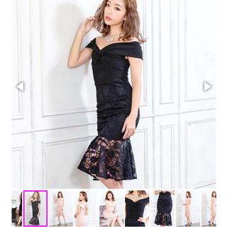 デイジーストア(dazzy store)のキャバドレス(ミディアムドレス)