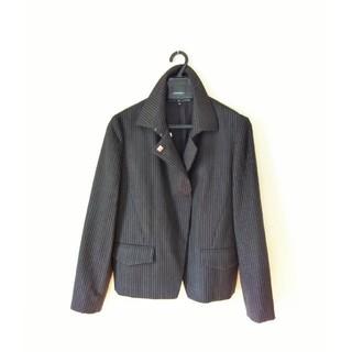 ラルフローレン(Ralph Lauren)のラルフローレン//黒ストライプのジャケット(ブルゾン)