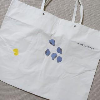 ミナペルホネン(mina perhonen)のミナペルホネン ショップ袋&クリップセット(ショップ袋)