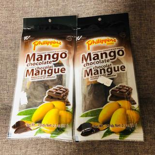 マンゴーチョコレート(菓子/デザート)