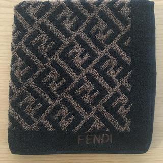 フェンディ(FENDI)のFENDIタオルハンカチ(タオル/バス用品)
