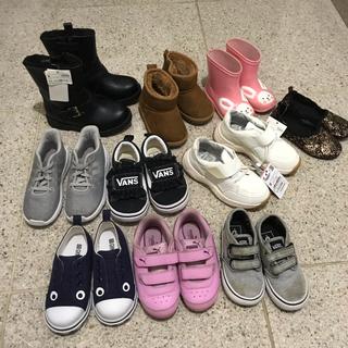 ヴァンズ(VANS)の女の子靴セット(スニーカー)