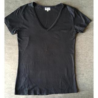 サンスペル(SUNSPEL)のSunspel サンスペル イギリス Vネック Tシャツ ビショップ 旧タグ(Tシャツ/カットソー(半袖/袖なし))