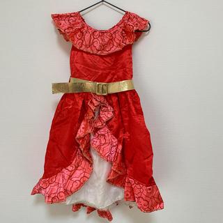 ハロウィン 子供  120cm 【アバローのプリンセスエレナ】(ドレス/フォーマル)