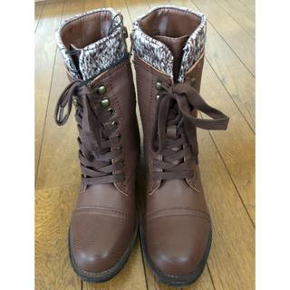 ショートブーツ US6.5 新品(ブーツ)