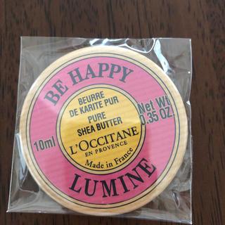 ロクシタン(L'OCCITANE)の缶バッジ ロクシタン LUMINE(その他)