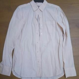 ムジルシリョウヒン(MUJI (無印良品))の無印良品桜色シャツ(シャツ/ブラウス(長袖/七分))