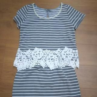セシルマクビー(CECIL McBEE)のセシルマクビーsetup(Tシャツ(半袖/袖なし))