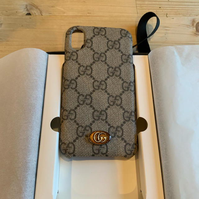 Gucci - GUCCI iPhone Xs ケースの通販