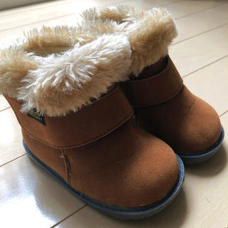 フタフタ(futafuta)の女の子ショートブーツ13センチ未使用(ブーツ)