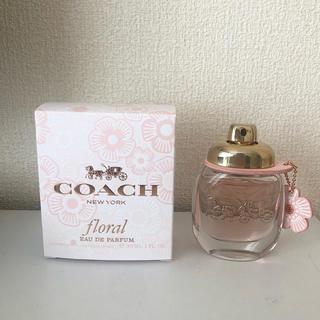 コーチ(COACH)のCOACH フローラルオードパルファム 30ml(香水(女性用))