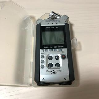 ズーム(Zoom)のzoom handy recorder H4n(MTR)