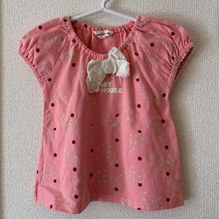 ピンクハウス(PINK HOUSE)のベビーピンクハウス Tシャツ 90(Tシャツ/カットソー)