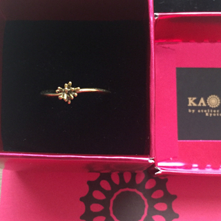 KAORU - アトリエカオル ✴︎ kaoru ✴︎ スターダストリング