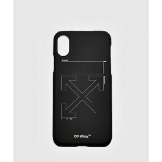 オフホワイト(OFF-WHITE)の2019新作 新品 オフホワイト iphoneX COVER(iPhoneケース)