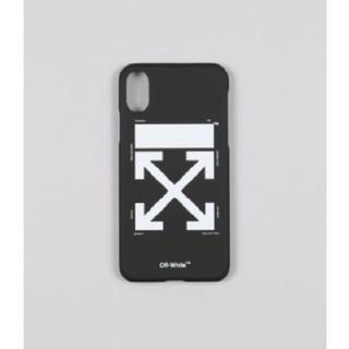オフホワイト(OFF-WHITE)の国内正規品 新品 オフホワイト ケース(iPhoneケース)