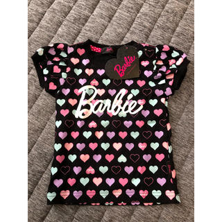 バービー(Barbie)の【タグ付新品】Barbie Tシャツ(Tシャツ/カットソー)