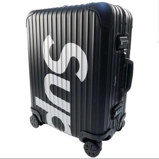 シュプリーム(Supreme)のSupreme × RIMOWA Topas Multiwheel 45L(スーツケース/キャリーバッグ)