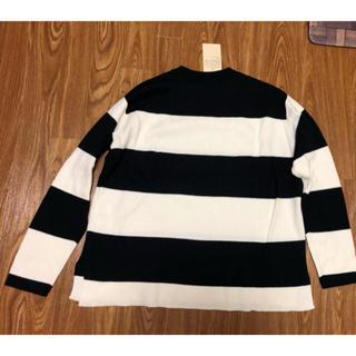 ムジルシリョウヒン(MUJI (無印良品))の無印のダブルフェイス セーター(ニット/セーター)