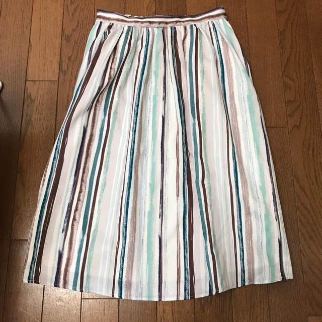 Stola.(ストラ)のstola.フレアスカート 値下げしました! レディースのスカート(ひざ丈スカート)の商品写真