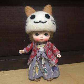 にゃん帽(人形)