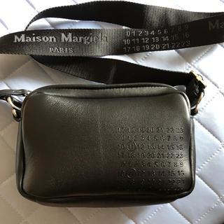 Maison Martin Margiela - マルジェラ レザー ショルダーバッグ