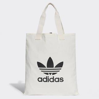 アディダス(adidas)の★タグ付新品★ アディダスオリジナルス ショッパートートバッグ チョークホワイト(トートバッグ)