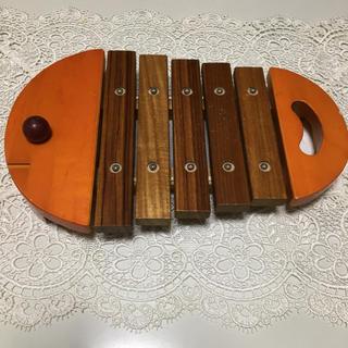 ボーネルンド(BorneLund)のボーネルンド お魚木琴 (楽器のおもちゃ)