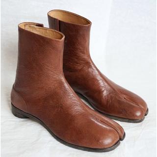 マルタンマルジェラ(Maison Martin Margiela)の大幅値下げ!18aw41 Margiela マルジェラ メンズ 足袋ブーツ(ブーツ)